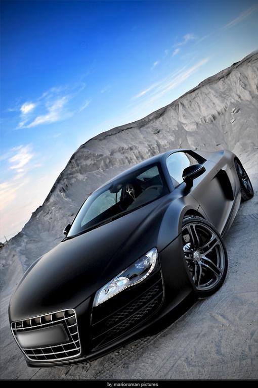20.08.09 | Audi R8 V10 5.2