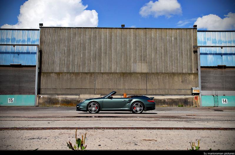 Porsche 997 Turbo Convertible