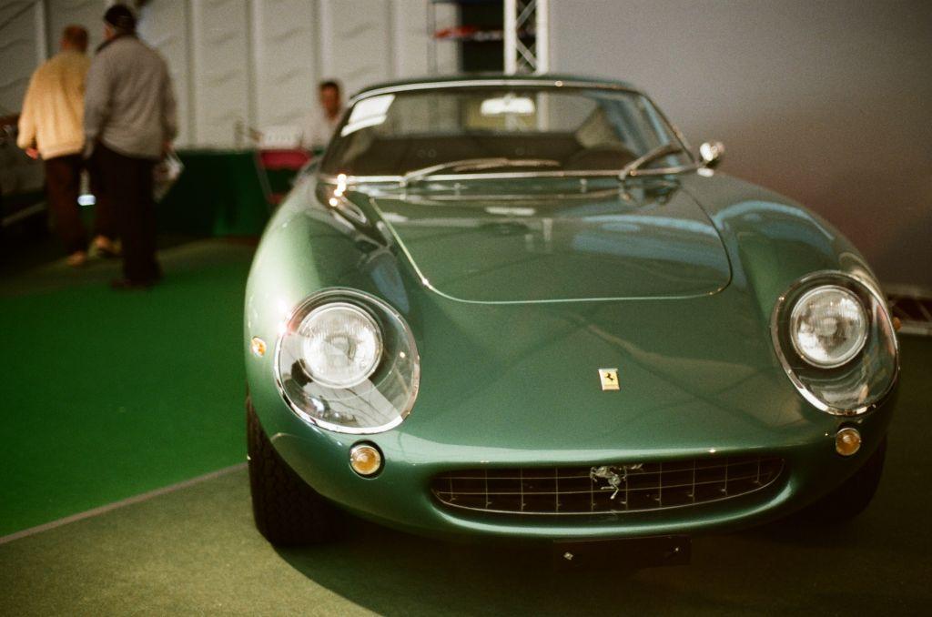 Ferrari 275 GTB/2 Longnose von 1966, vollständig restauriert. Wirklich sehr schön.