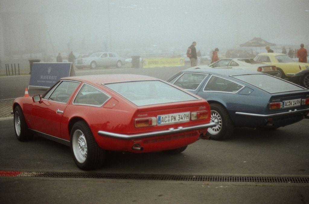 Maserati Indy im Doppelpack