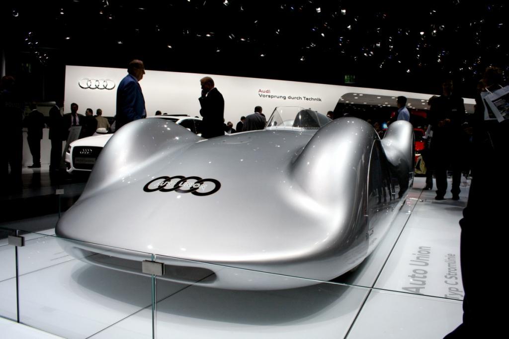 Audi Union Stromliner