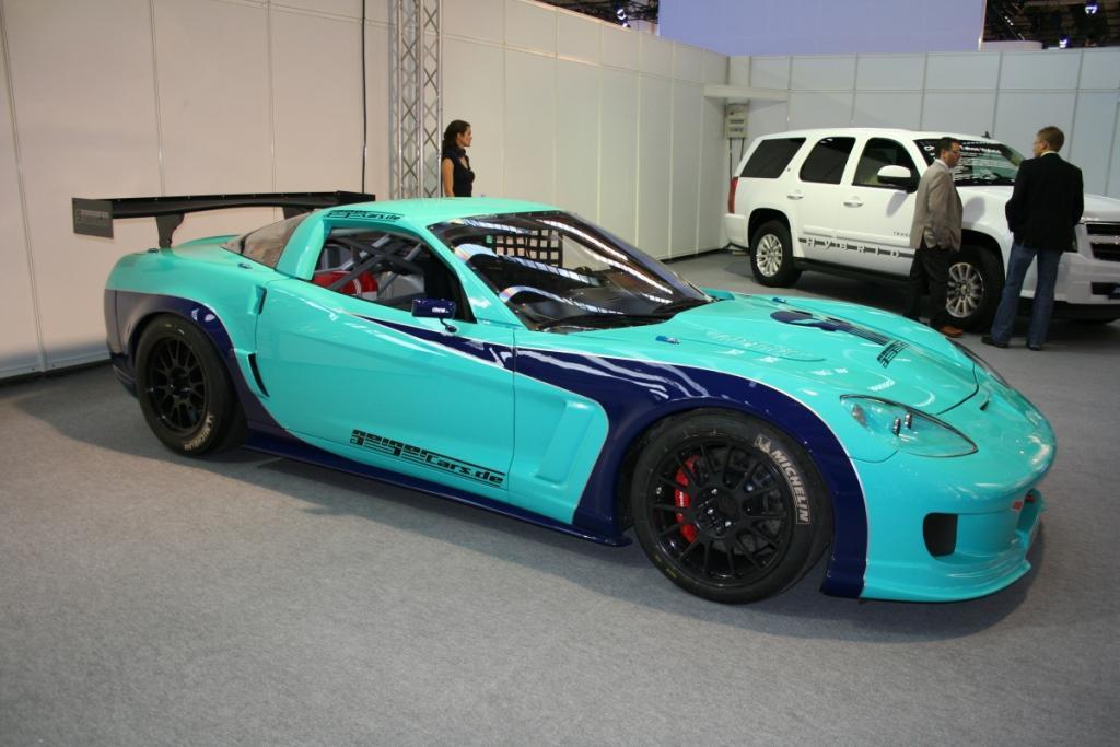 Geiger Corvette