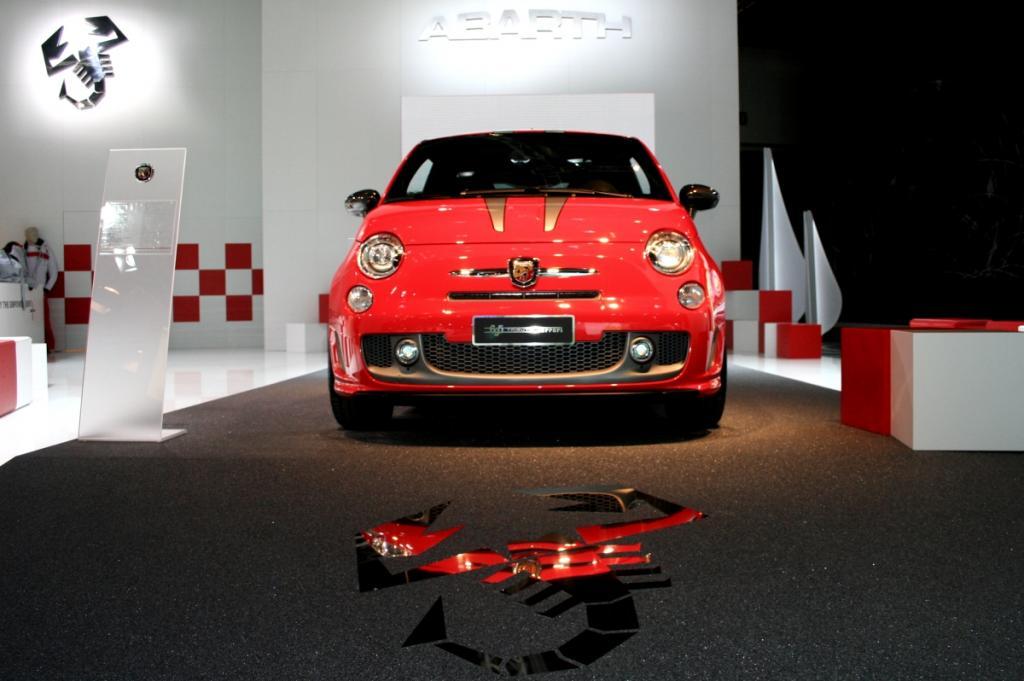 Abarth Tributo Ferrari