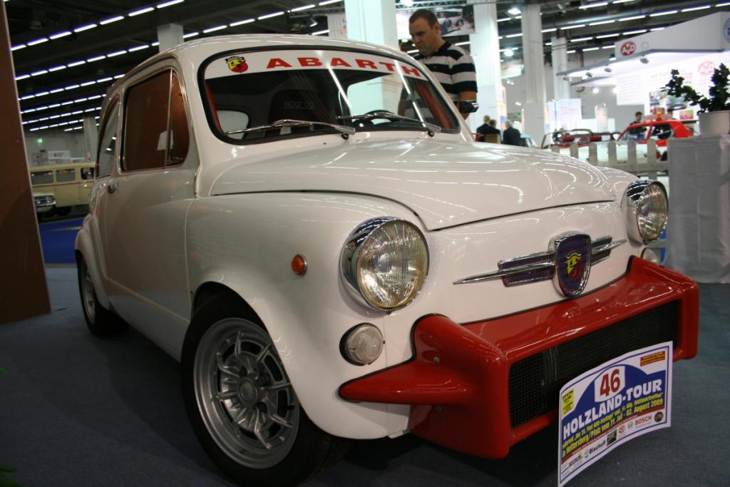 Abarth Fiat Oldie