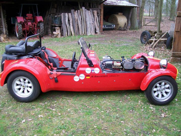 Lotus Westfield 1600 SE