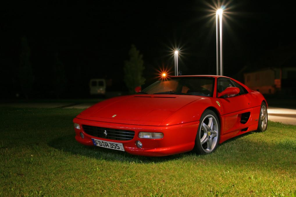 F355 at night