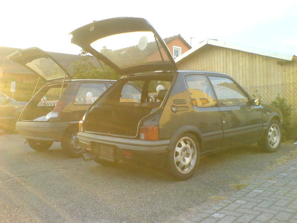 Mein Peugeot 205 GTI 1.9 [verkauft]