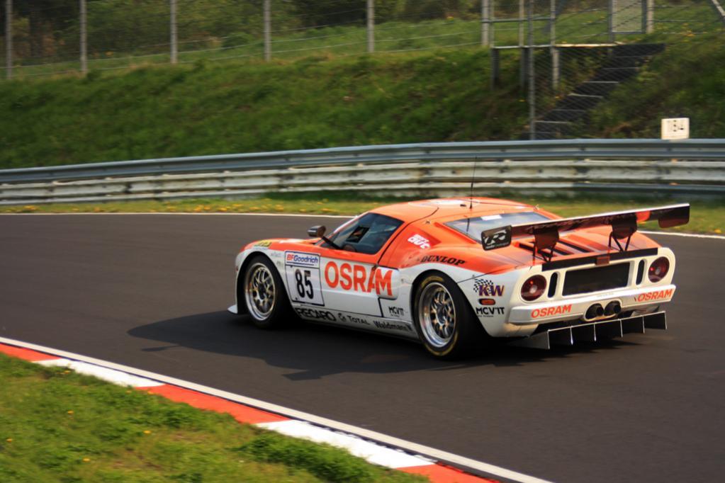 Reuter Ford GT
