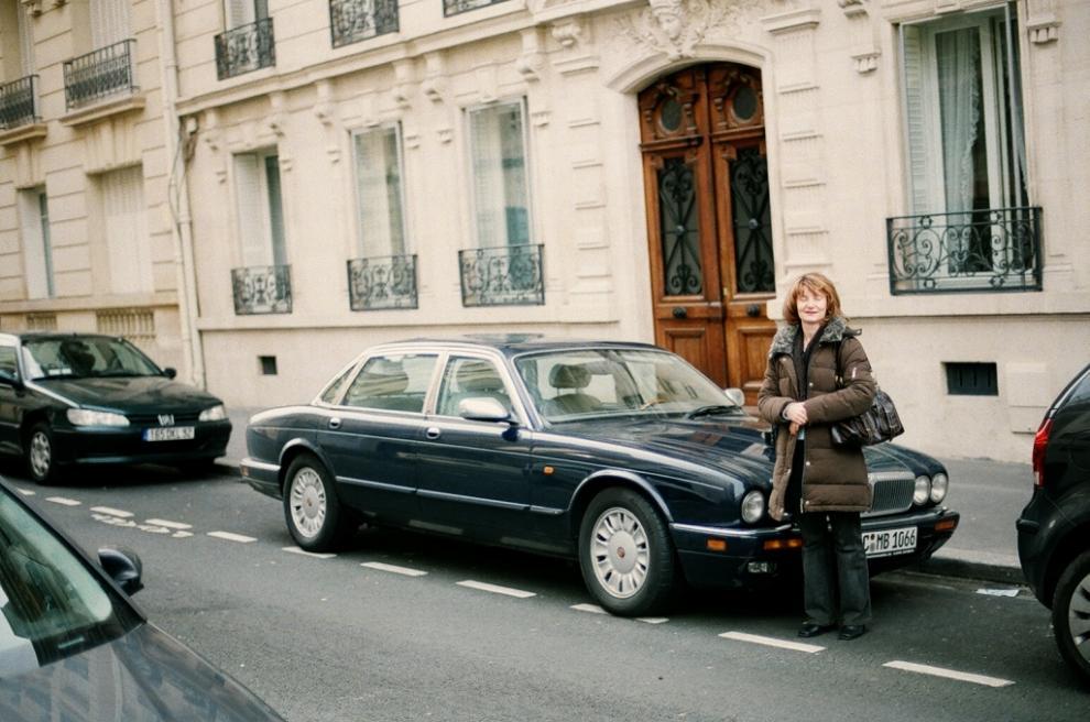 In Paris - sehr angenehmes Langstreckenfahrzeug