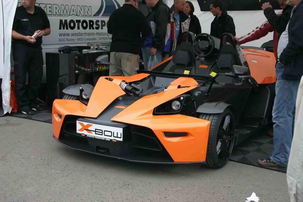 KTM X-Bow ( OGP 2008 )