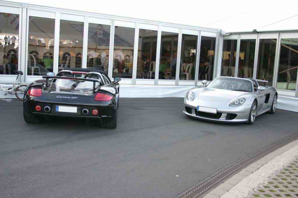 Porsche Carrera GT (OGP 2008)