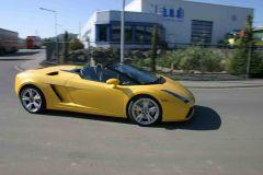 Lamborghini Gallardo Spyder (Eifel-Rennen 2008)