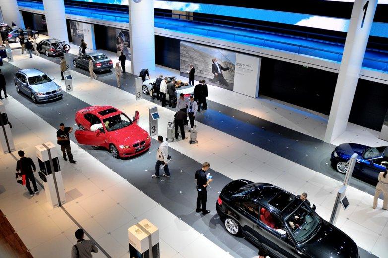 IAA 2009 BMW