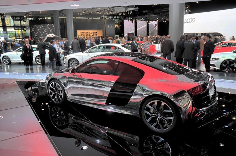 IAA 2009 Audi