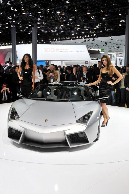 IAA 2009 Lamborghini
