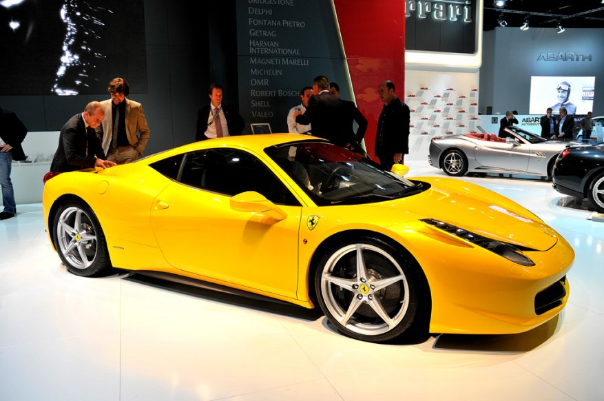 IAA 2009 Ferrari