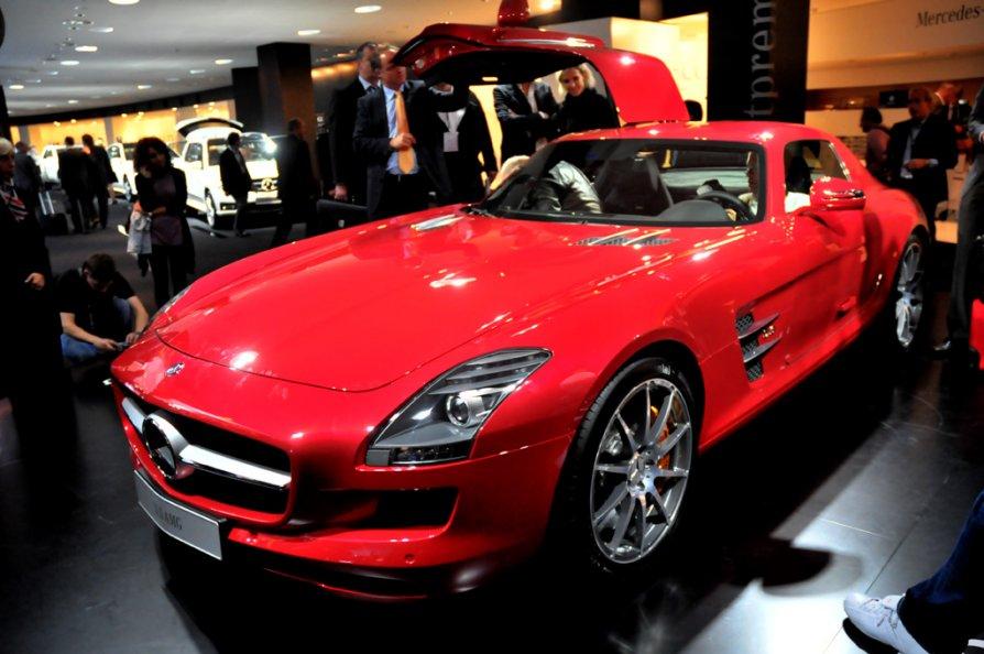 IAA 2009 Mercedes
