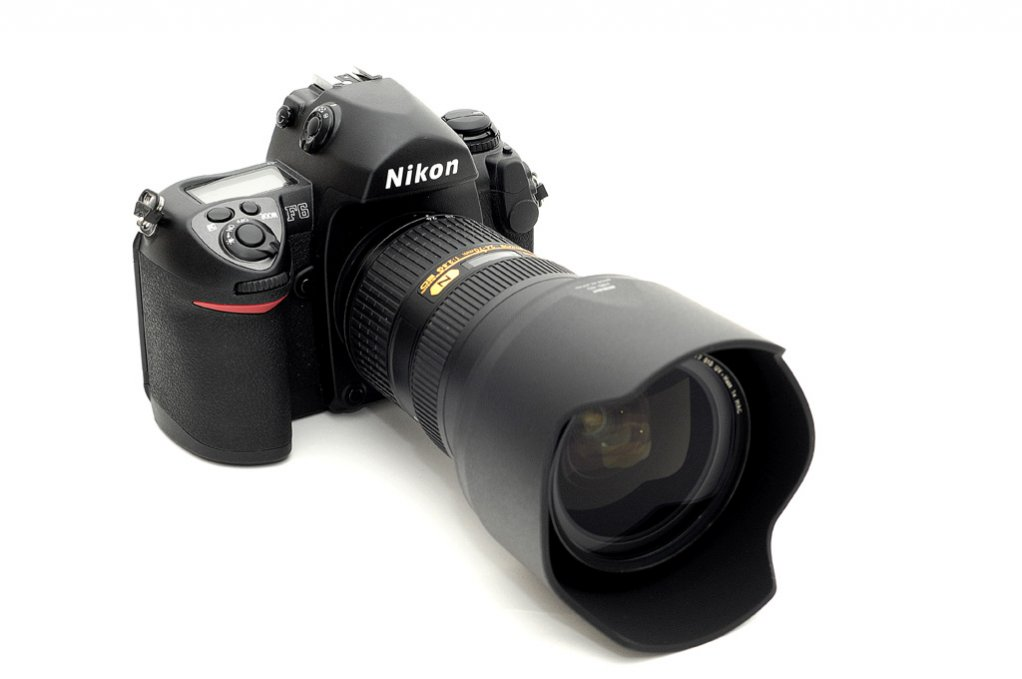 Nikon F6 Nikon AF-S 24-70mm 2.8