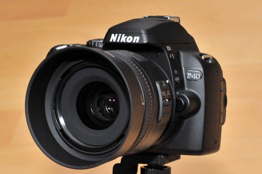 D40 35mm 1.8