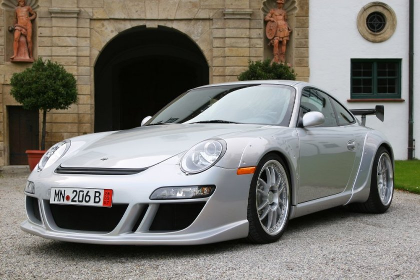 RUF RGT Front-Seite links