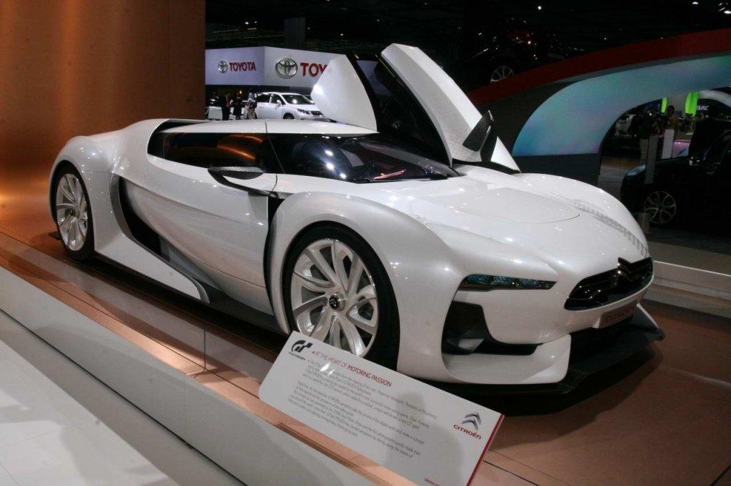 Citroen GT Concept auf der IAA