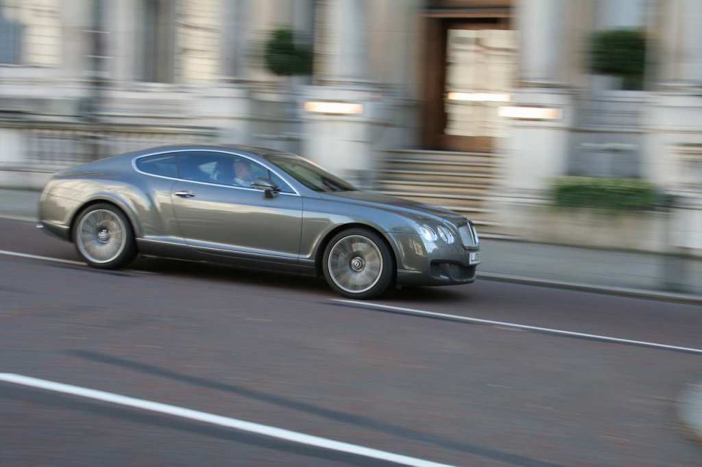 Bentley Continental GT Speed in London