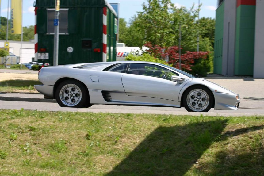Lamborghini Diablo in Überlingen