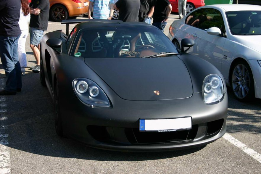 Porsche Carrera GT in Überlingen