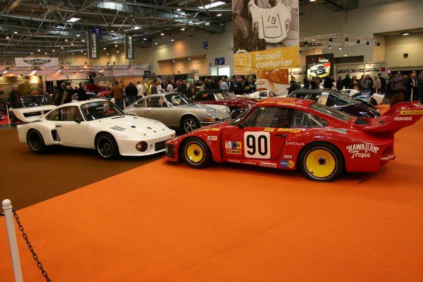 Porsche 935 auf der Techno Classica