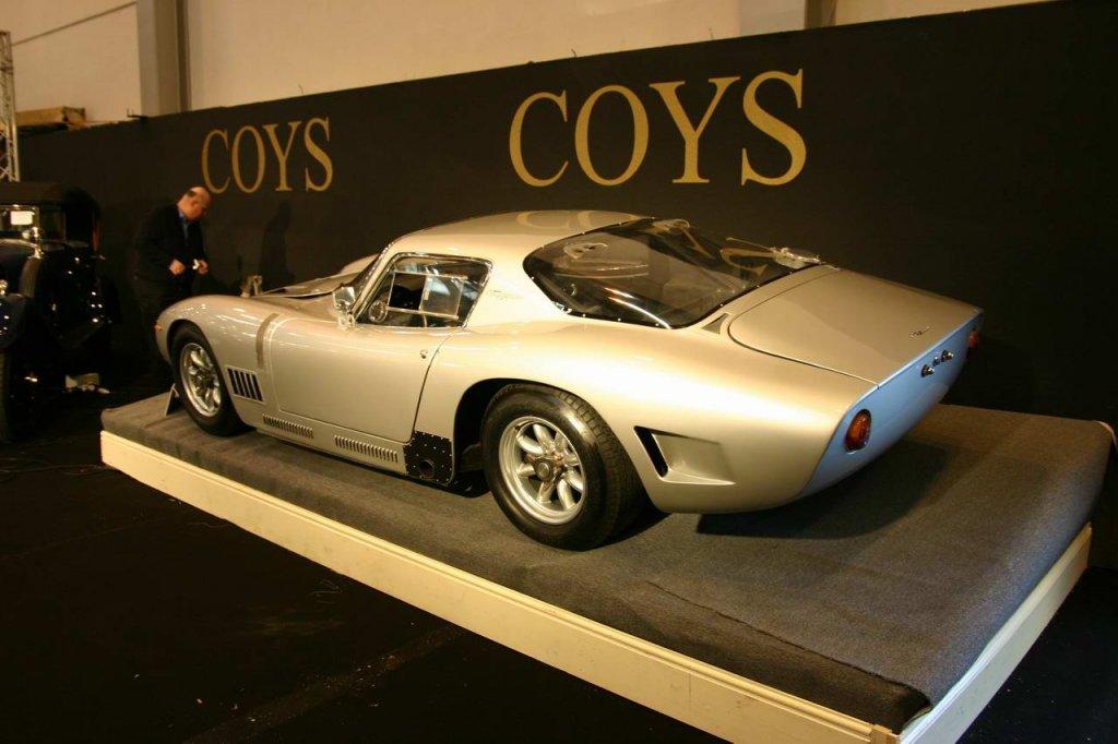 Bizzarini 5300 GT auf der Techno Classica