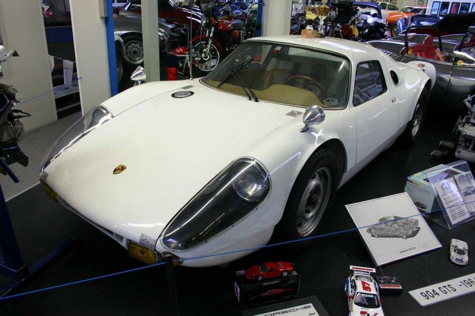 Porsche 904 Carrera GTS beim CP NRW Treffen