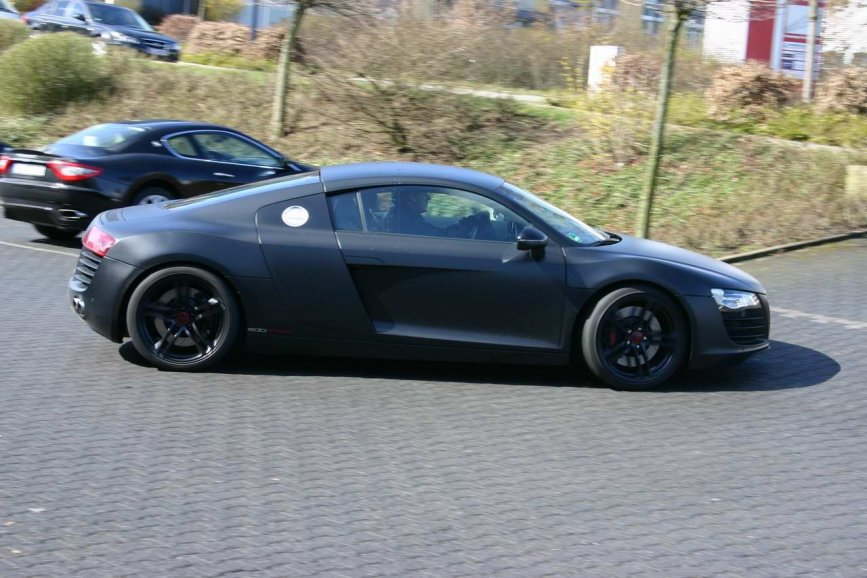 Audi R8 in Dortmund