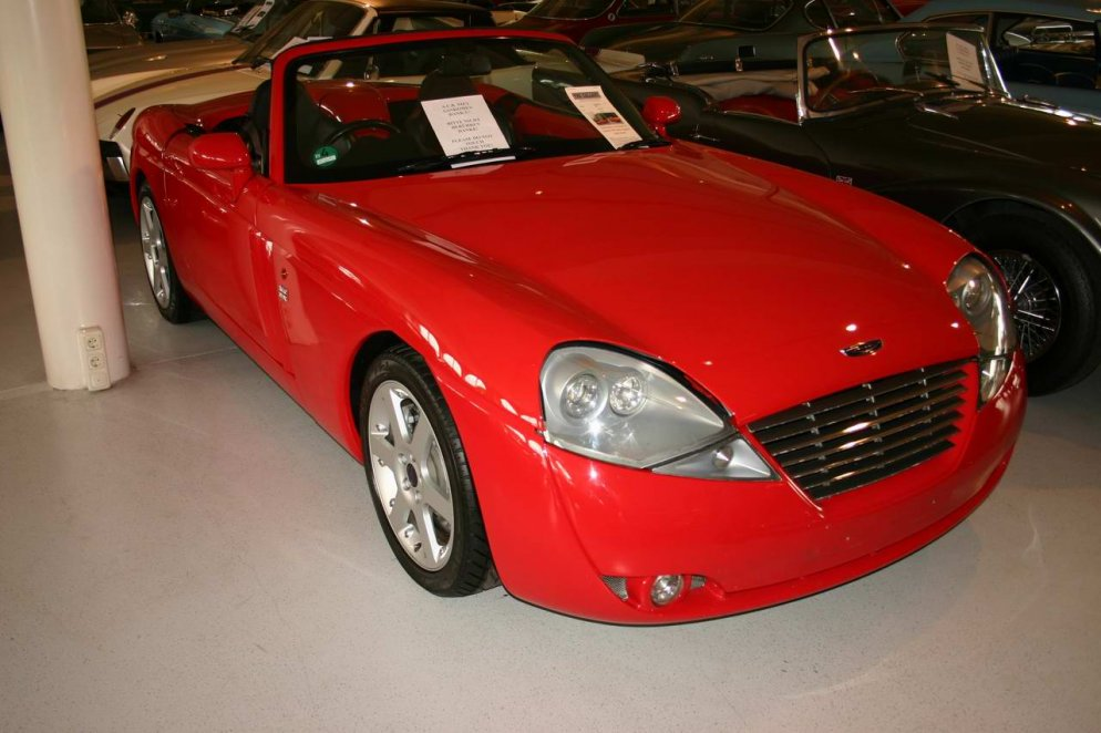 Jensen S-V8 in Brummen/Niederlande