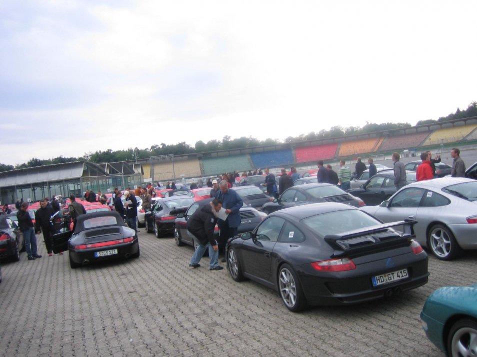 Porsche Precision Training HHR 28. - 30.08.06