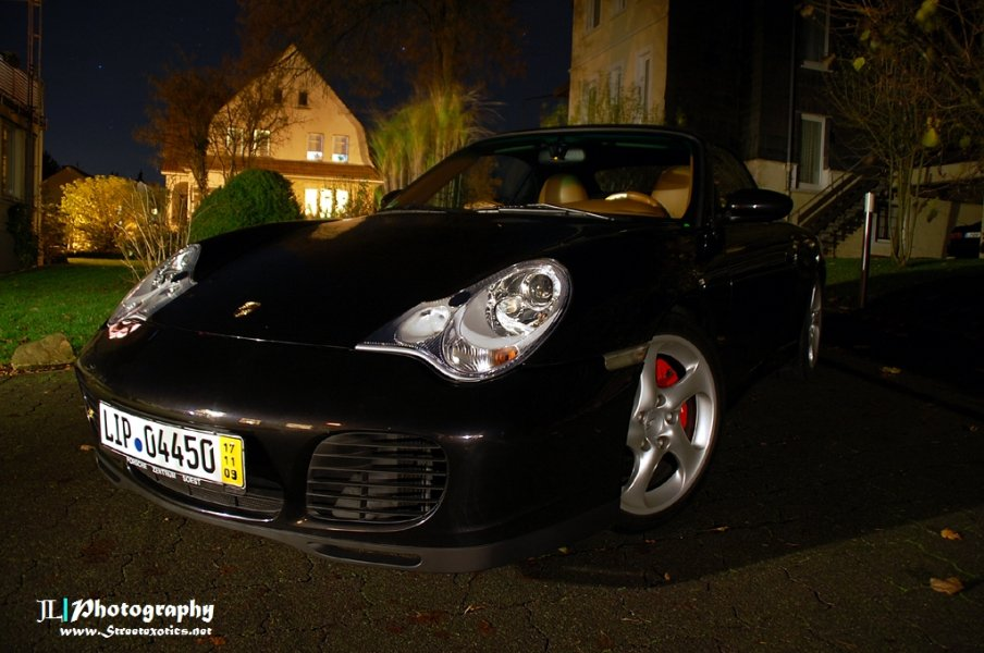 Unser 996 4s  Cabrio