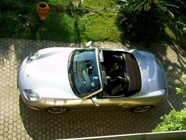 Porsche Boxster S 550 Spyder
