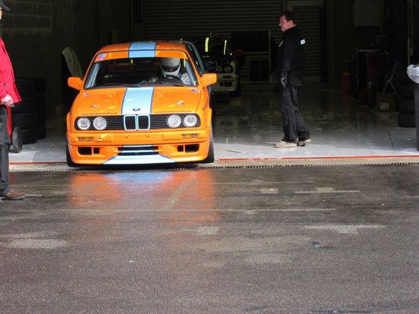 BMW E30 325i Gruppe A (Youngtimer Motorsport)