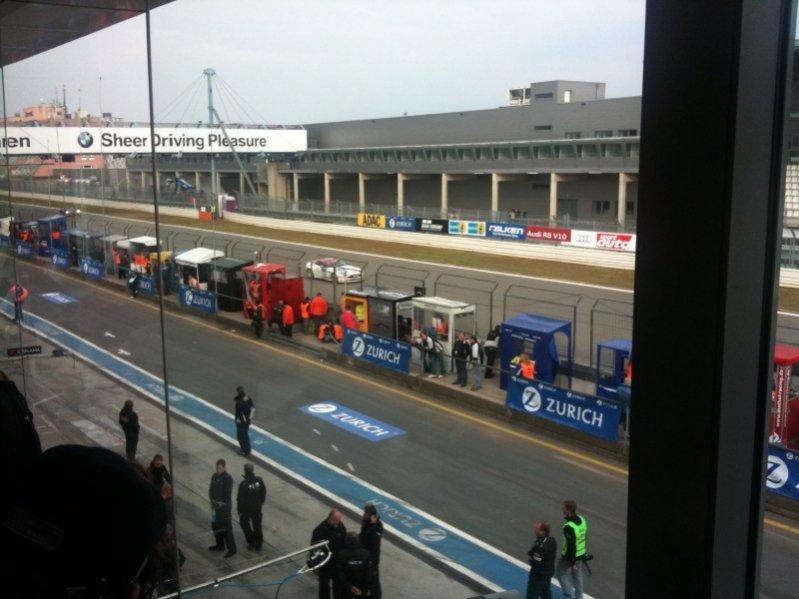 Relaxen beim OPC Racecamp