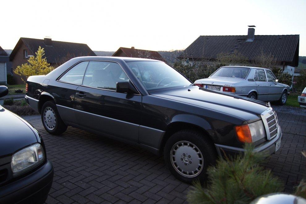 1987er Mercedes 300CE