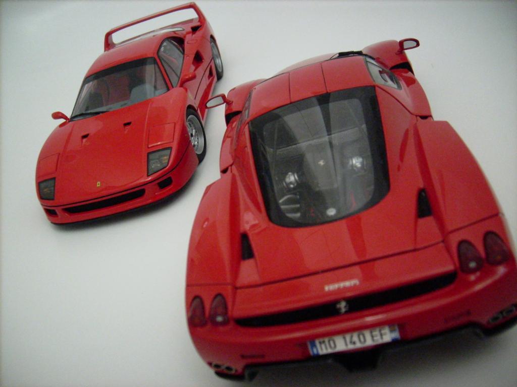 Enzo, F40