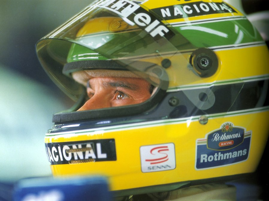 "Ayrton Senna - ""The Magic"""