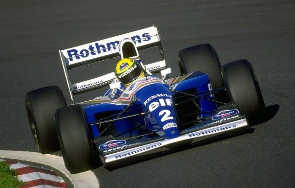 Leider wurde der Fortsetzung der Erfolge im Williams ein brutales Ende gesetzt.