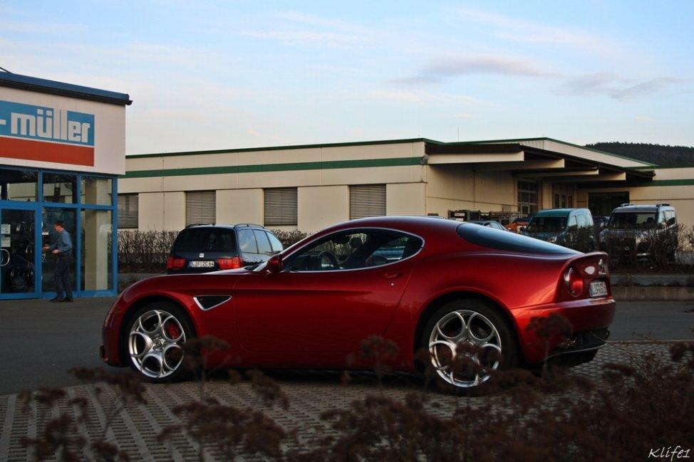 Alfa Romeo 8C Competizione :)