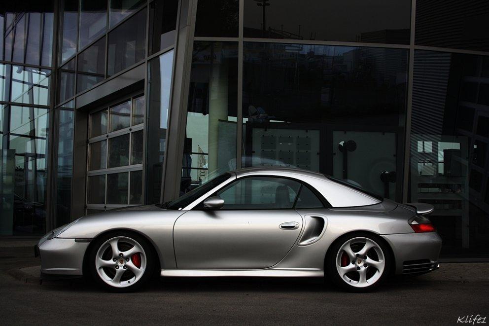Porsche 996 Turbo =)