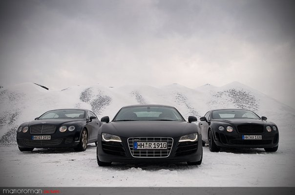 Bentley GT