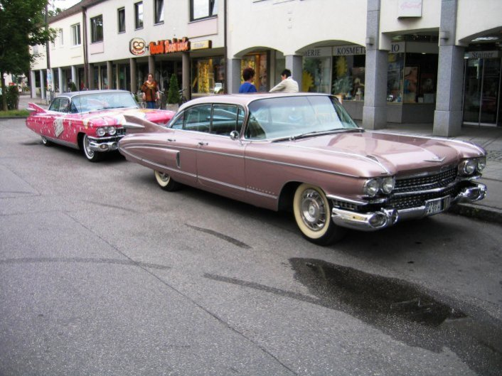 59 Cadillac Fleetwood Persian Sand