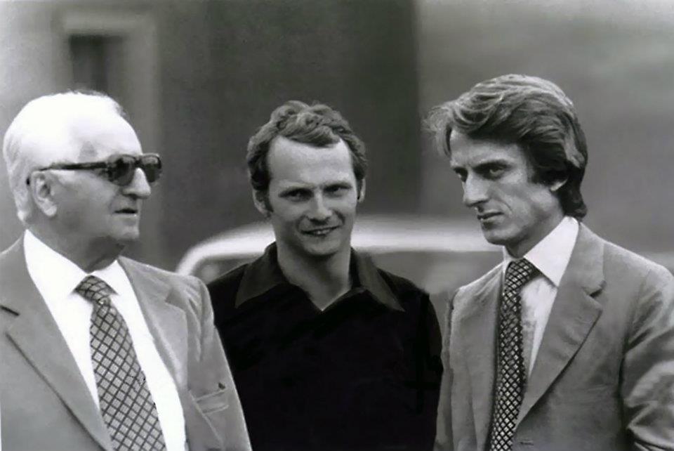 Enzo mit Niki (noch mit beiden Ohren) und dem jungen LdM.