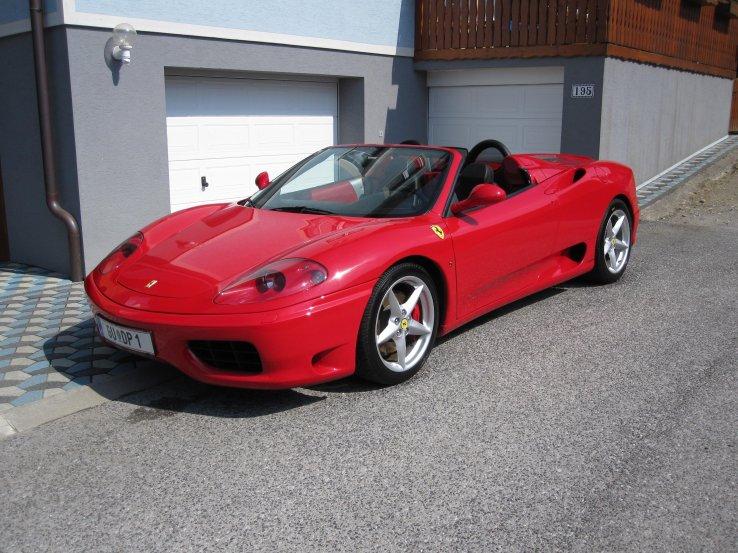Ferrari David vorne links