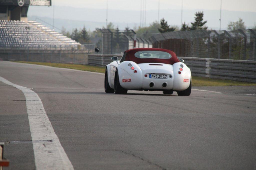 Nürburgring Grand Prix Kurs