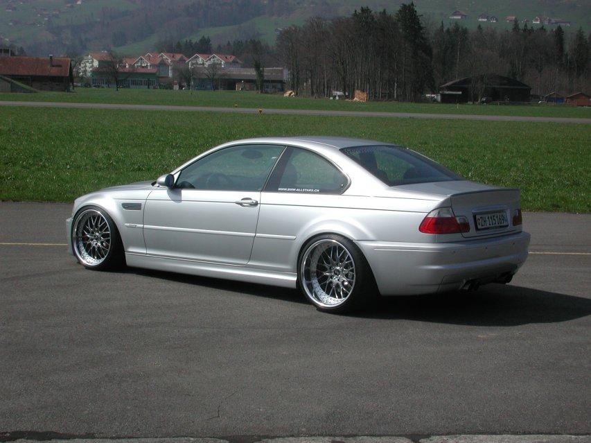 MEIN EX BMW E46 M3